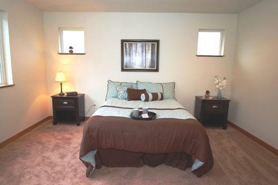 Shoreline Residential Bedroom