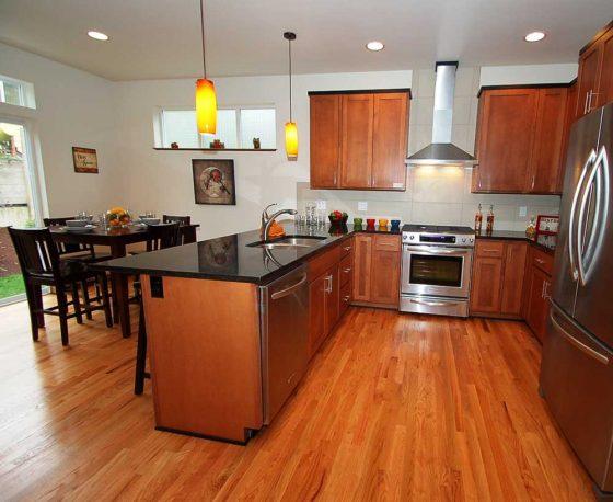 Shoreline Residential Kitchen