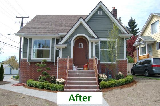 Maple Leaf-Renovation After