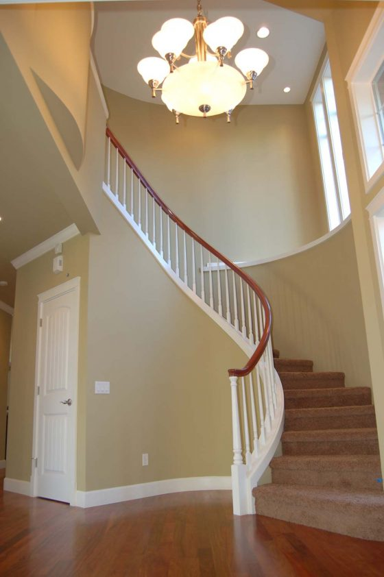 Staircase - Summa Homes